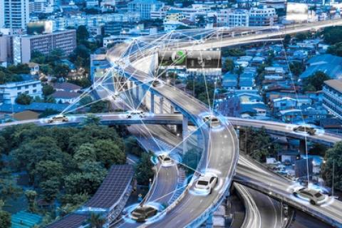 Voiture connectée et adaptation des infrastructures routières : expérimentations en cours, actualité du Groupe Pigeon