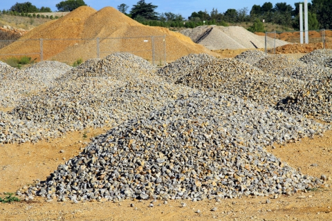 Le marché du béton prêt à l'emploi et les granulats mis à mal en ce début d'année, actualité du Groupe Pigeon