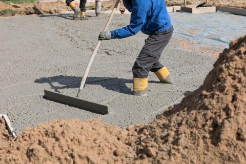 Béton prêt à l'emploi en Normandie: quels sont les différents bétons utilisés sur un même chantier ?, actualité du Groupe Pigeon