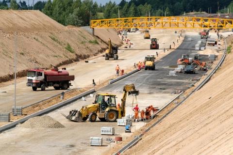 Les 6 étapes de la construction d'une route, actualité du Groupe Pigeon