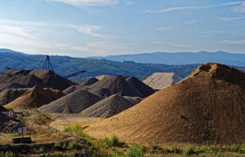 L'entreprise de production de granulats, essentielle à l'aménagement du territoire, actualité du Groupe Pigeon