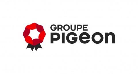 PS26 - Le logo du Groupe PIGEON fait peau neuve !, actualité du Groupe Pigeon