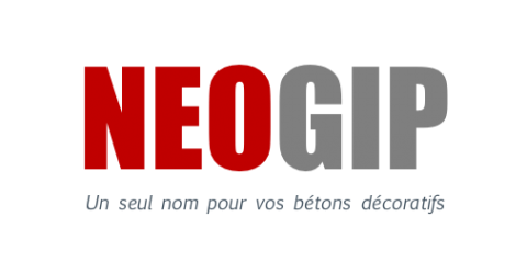 Pigeon bétons lance sa nouvelle gamme de bétons décoratifs : NEOGIP, actualité du Groupe Pigeon