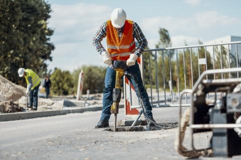 Les travaux publics recrutent mille personnes en Ille-et-Vilaine, actualité du Groupe Pigeon