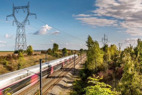 La politique de transport ferroviaire en Normandie, actualité du Groupe Pigeon